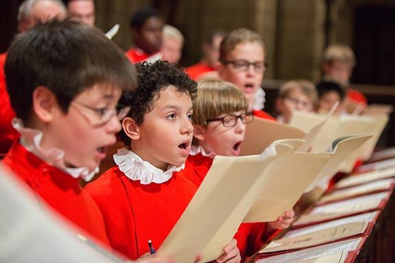 Saint Thomas Choir of Men and Boys