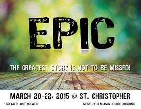 Epic 2015 Poster