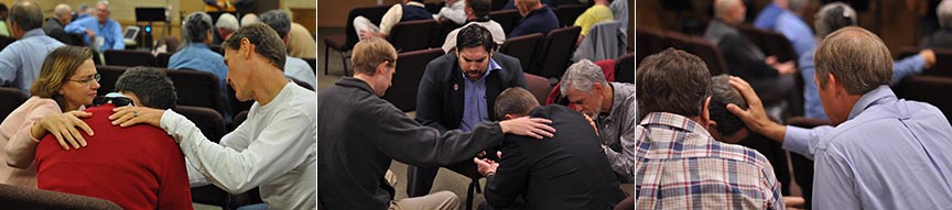 Clergy Conference Montage