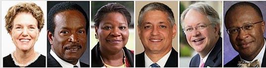 Charleston Mayoral Candidates