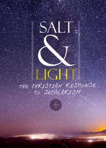 Salt and Light Mere Anglicanism Poster