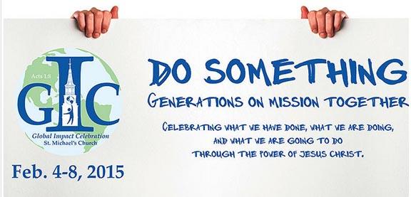 Poster for GIC Do Something Event