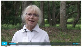 Pat McKinney talks about the Women's Retreat with Martha Horn