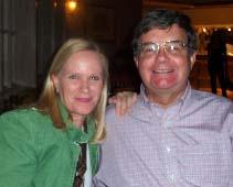 The Rev. Rick and Anne Belser