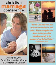 Christian Marriage Conference Brochure