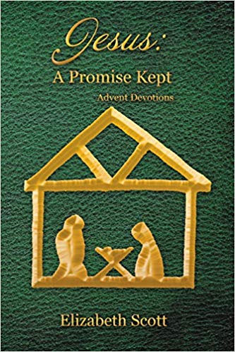 "Book Cover, ""Jesus:Promise Kept"""