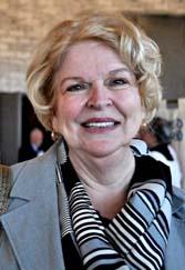 Ann Dennis, President, Diocesan Church Women