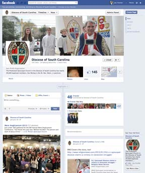 Diocesan Facebook Page