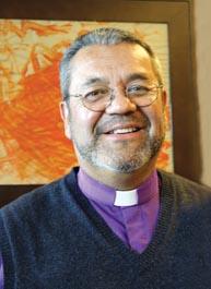 Archbishop Tito Zavala