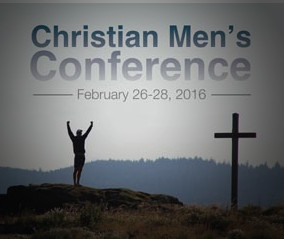 2016 Men's Conference Poster