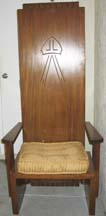 Bishop's Chair: Free to Good Home