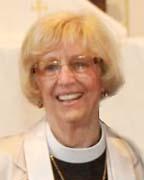 The Rev. Caroline Holmes