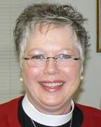 The Rev. Martha Horn