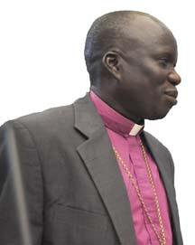 The Rt. Rev. Abraham Nhial