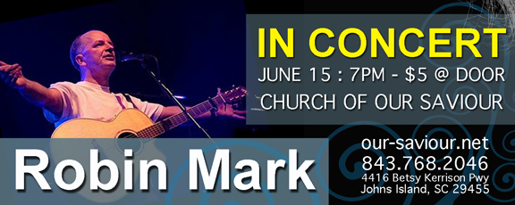Robin Mark in Concert