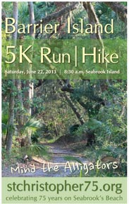 Barrier Island 5K Run/Hike