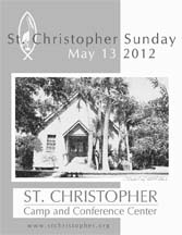 St. Christopher Day Poster