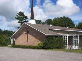 The Well By the Sea's newly purchased church building.