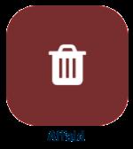 Ikon: Affald
