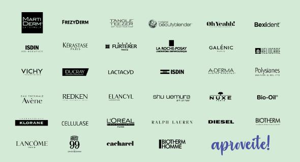 as melhoras marcas de beleza e cosmética