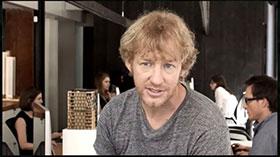 Photo of architect Michael Green