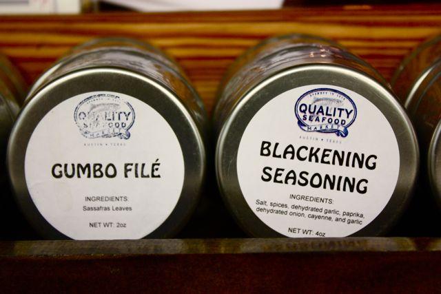 Blackening seasoning