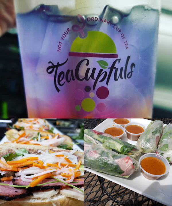 TeaCupFuls Drinks & Food are perfect for kids of all ages!