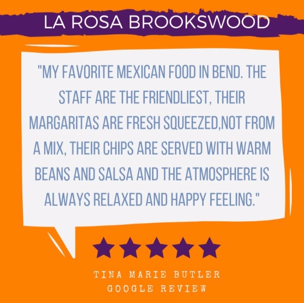 La Rosa Mexican Kitchen Brookswood Review