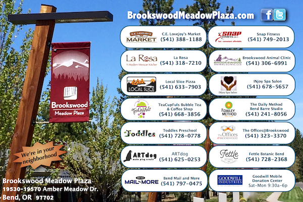 Brookswood Meadow Plaza Businesses