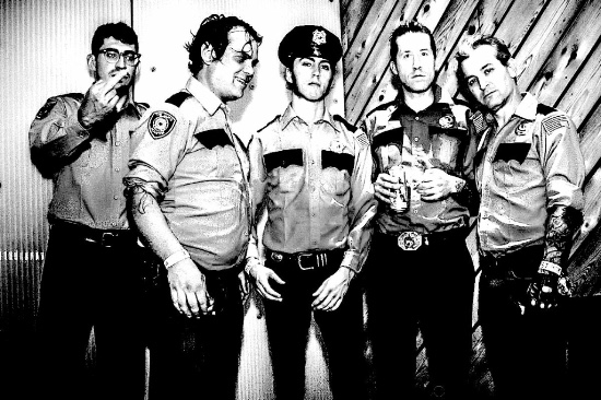 Houston punk rock band THE COPS to release debut album, First Offense | Stream 'Repeat Offender' via Artificial Head Records