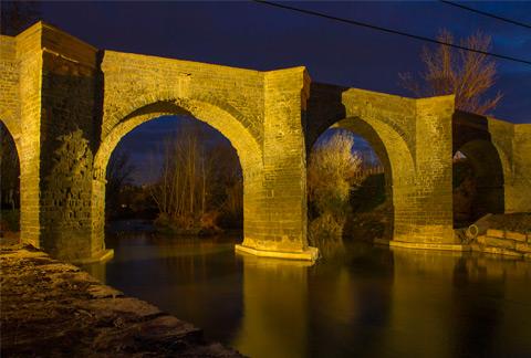Pont Nou  Manresa- LED