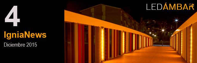 Fabricamos luminarias respetuosas con el LED PC-Ámbar