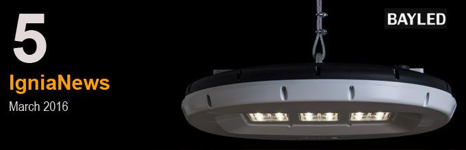 Bayled 2.0- Industrial Lighting