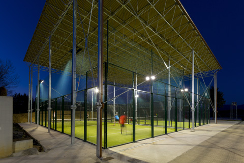 Pistas Padel LED- Ignialight