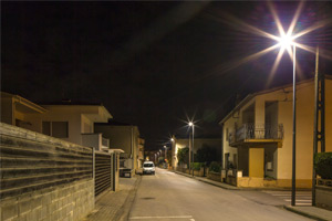iluminación LED - Porqueres