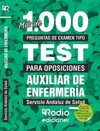 + 1.000 preguntas tipo Test