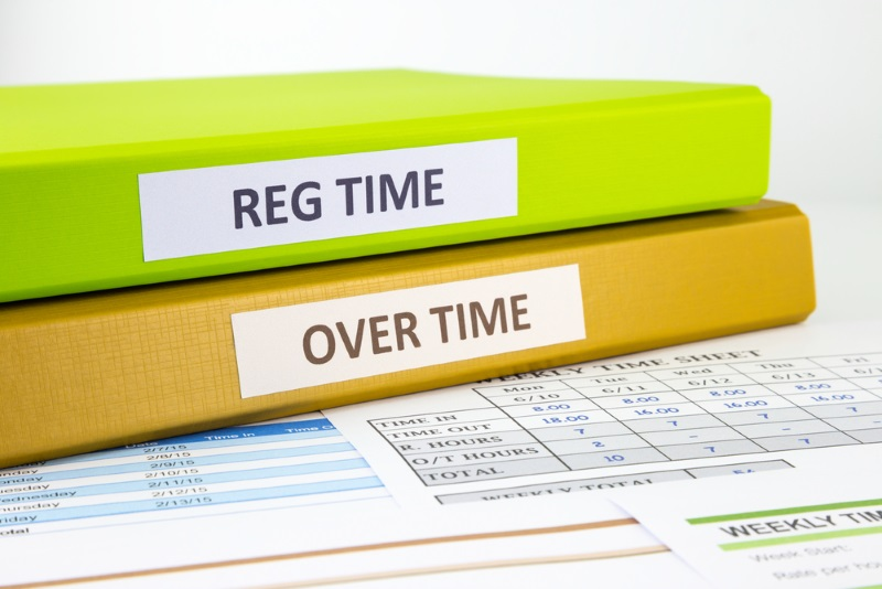 New Overtime Tax Regulations