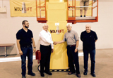 U.S. Battery OE Supplier To WolfLift