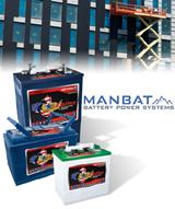 U.S. Battery's Dealer Manbat Supplies A-Plant In UK