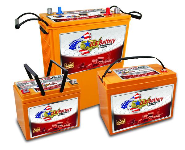 U.S. Battery AGM Series