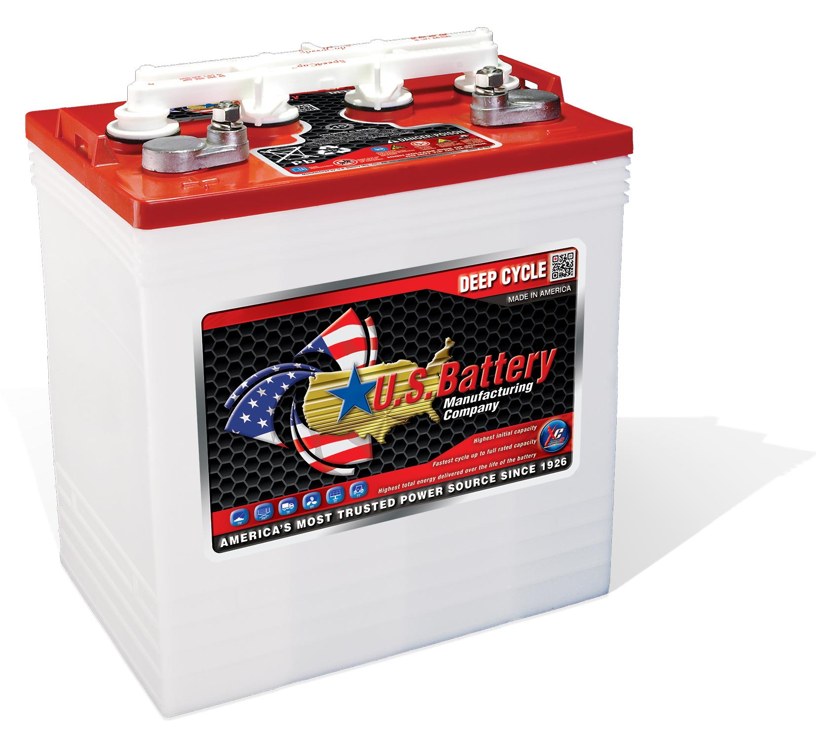 US Battery 8VATB