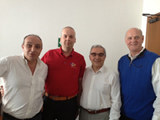 U.S. Battery With New Distributors In Italy D.B.S. Battery