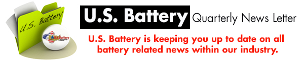 U.S. Battery Newsletter