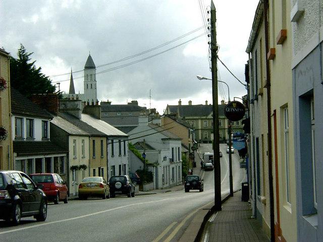 Main St Belturbet
