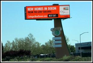 Dixon Digital Billboard