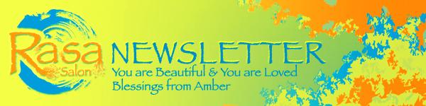 Rasa Salon Newsletter