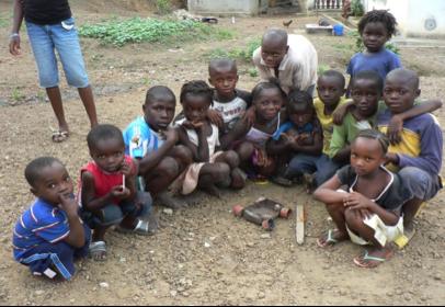 Sierra Leone cooking