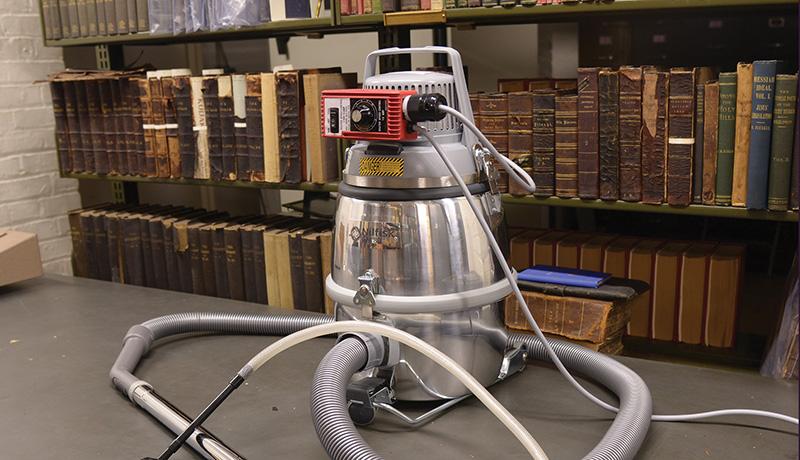 Nilfisk GM 80 HEPA Vacuum