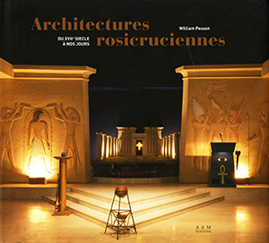 Cover of Architectures Rosicruciennes