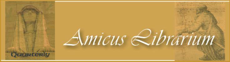 Amicus Librarium is a publication of the Supreme Council, 33°, S.J., U.S.A.